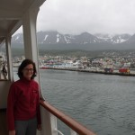 Goodbye to civilization. Well, Ushuaia anyway