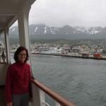 Goodbye to civilization. Well, Ushuaia anyway