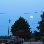 Full Moon in Clarksdale