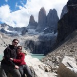 The money shot of the Torres del Paine. Worth every single step of the way