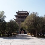 Jiayuguan Fort, last bastion of defence against uncivilized beings