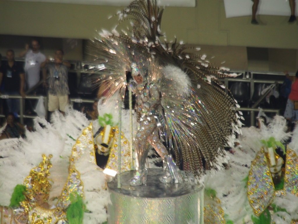 This actually won our award of the evening for most sparkle. And the competition was FIERCE