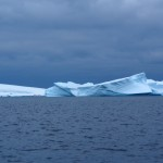 Ah, moody artistique shots of icebergs - dontcha just love them?