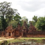 Banteay Srei, Angkor Wat's answer to the chocolate box ideal
