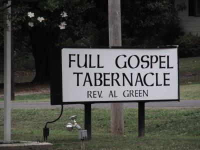 Al Green's Church