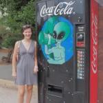 Coke has achieved interplanetary popularity - who knew?