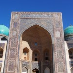 THIS is what it is all about. Statement architecture, Central Asian style