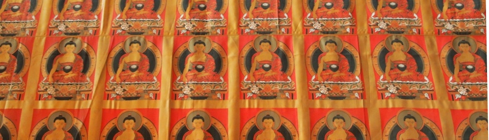 Buddha to the power of 10